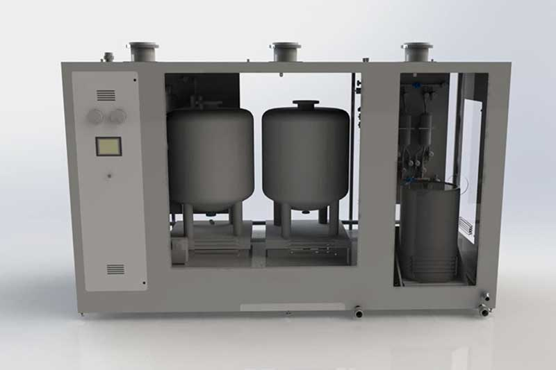 Bulk Chemical Distribution Systems